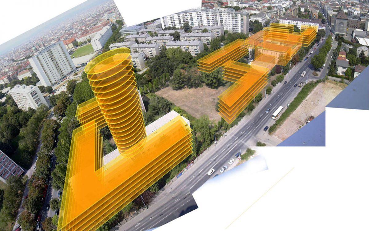 Städtebau 1100