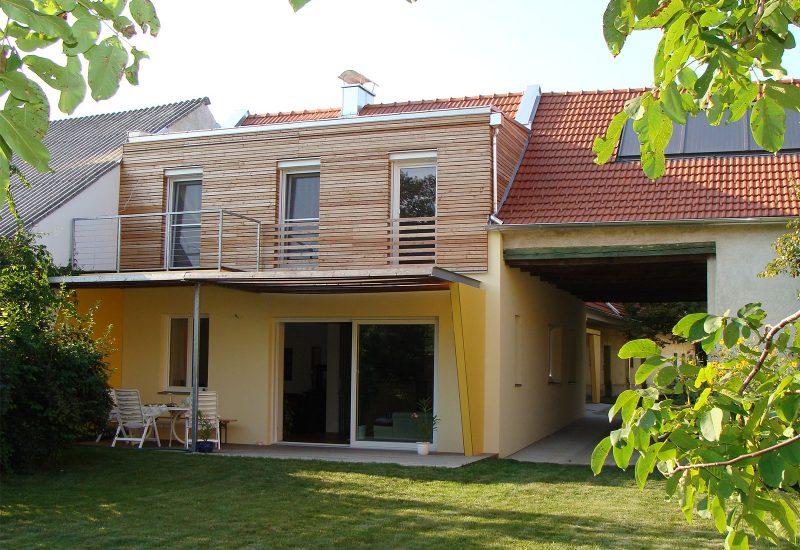 Haus W. Weikendorf