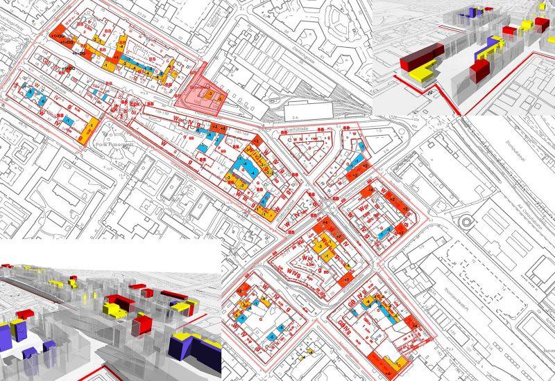 Blocksanierung Erdbergstrasse