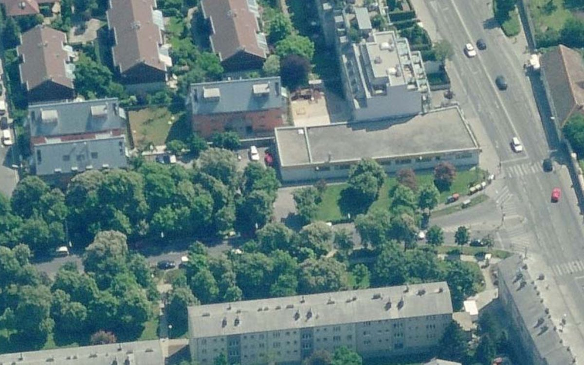 WHA Erlaaer Straße