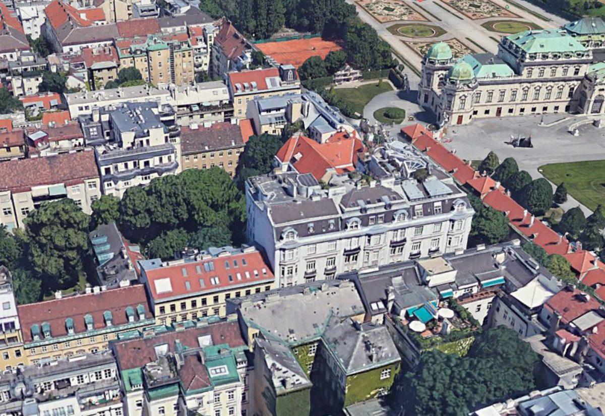 San Umbau 1040 Wien