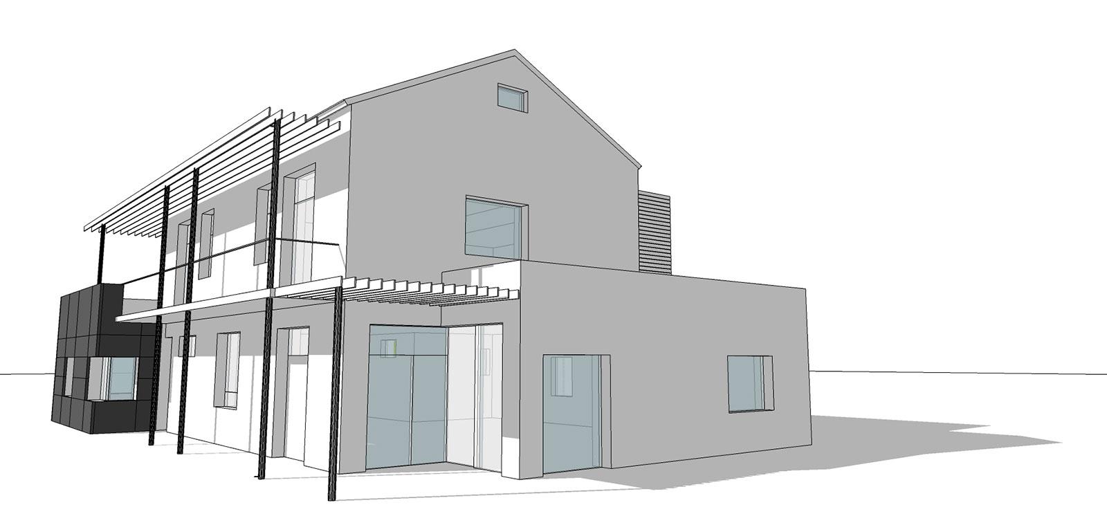 Aichberger architektur zt projekte for Architektur 4 1