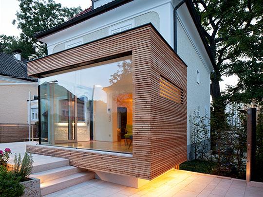 Single Story Timber Frame Homes